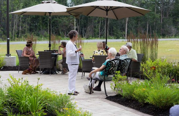 Wellings of Picton Outdoor Patio