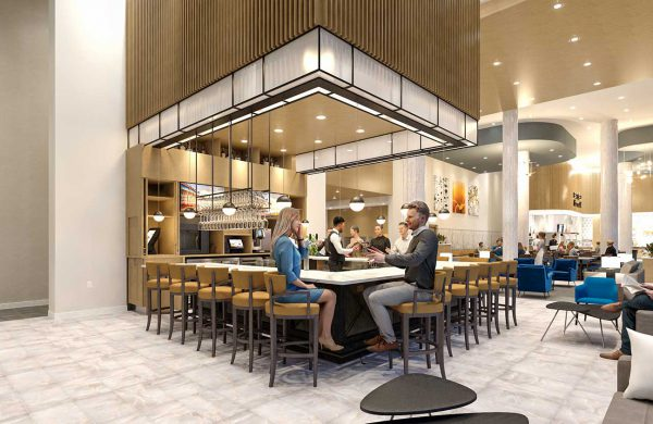 Wellings of Whitby Atrium Preliminary Look & Feel